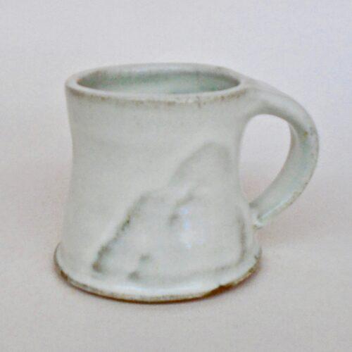 JL43: Anne's White Mug