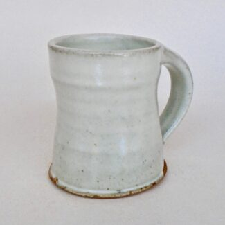 JL19: Anne's White Mug