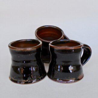 JL18: Small Tenmoku Mugs