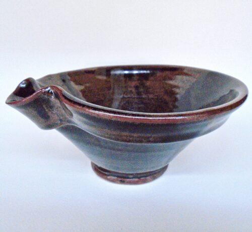 JL10: Medium Tenmoku Mixing Bowl