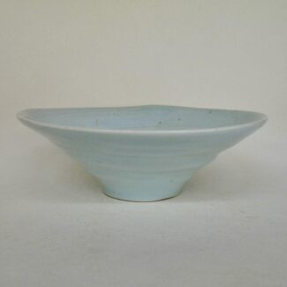 JL 15: Transparent Small Swirl Bowl