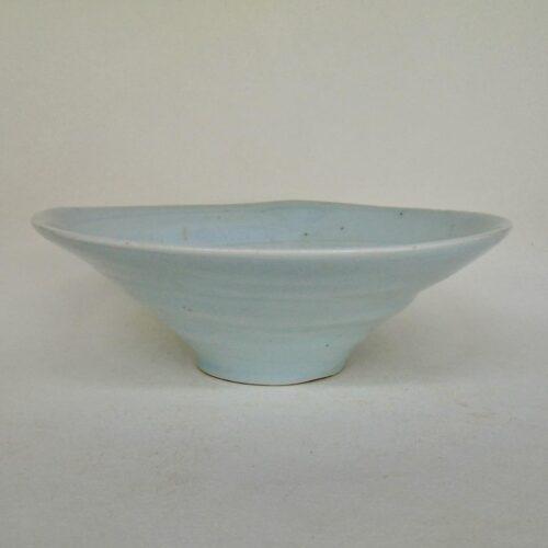 JL 15: Transparent Small Swirl Bowl