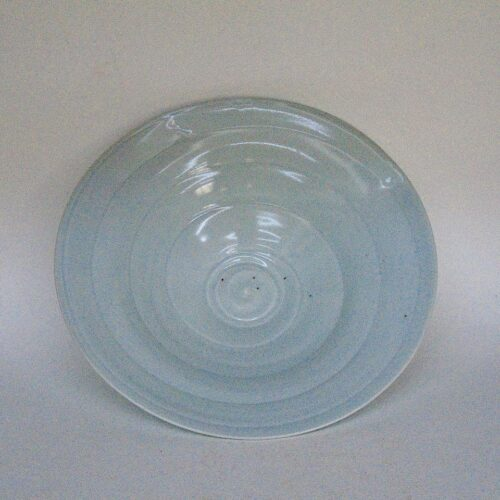 JL32- Medium Transparent Swirl Bowl