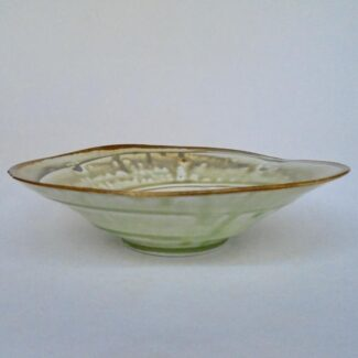 JL33- Medium Ashy Swirl Bowl