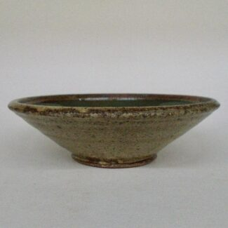 JL77- Celadon w wash Small Bowl