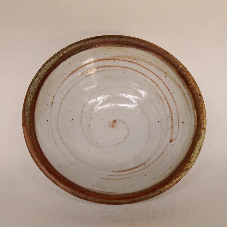 JL79- Shino w wash Small Bowl