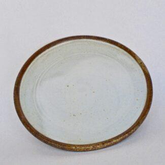 JL192: Anne's White w/wash Plate
