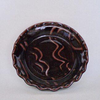 JL169: Tenmoku Pie Plate