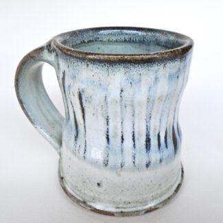 JL127: Large Anne's White Mug