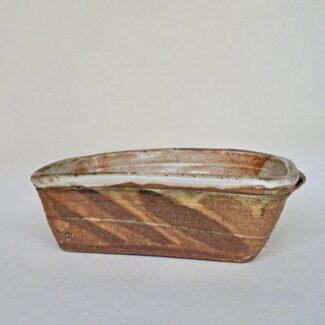 Shino w wash Bread Pan