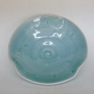 Ying Qing Porcelain Flare Bowl