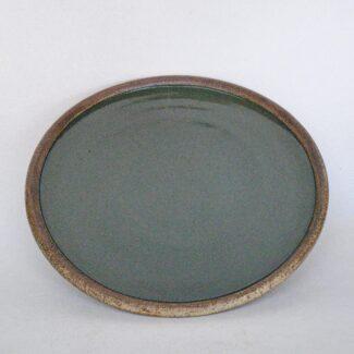 JL202: Celadon w/wash Plate