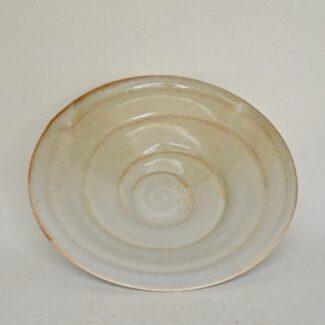 JL121 Small Shino Swirl Bowl