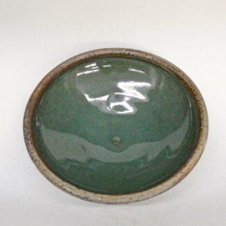 JL76Celadon With Wash Soup Bowl