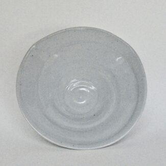JL117: Tiny Transparent Swirl Bowl