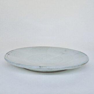 JL 126: Anne's White Plate