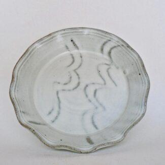 JL250: Anne's White Pie Plate