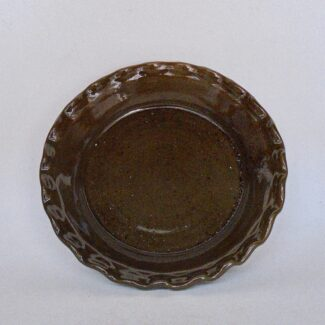 JL257: Celadon Pie Plate