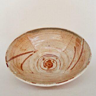 JL280: Shino Squared Bowl