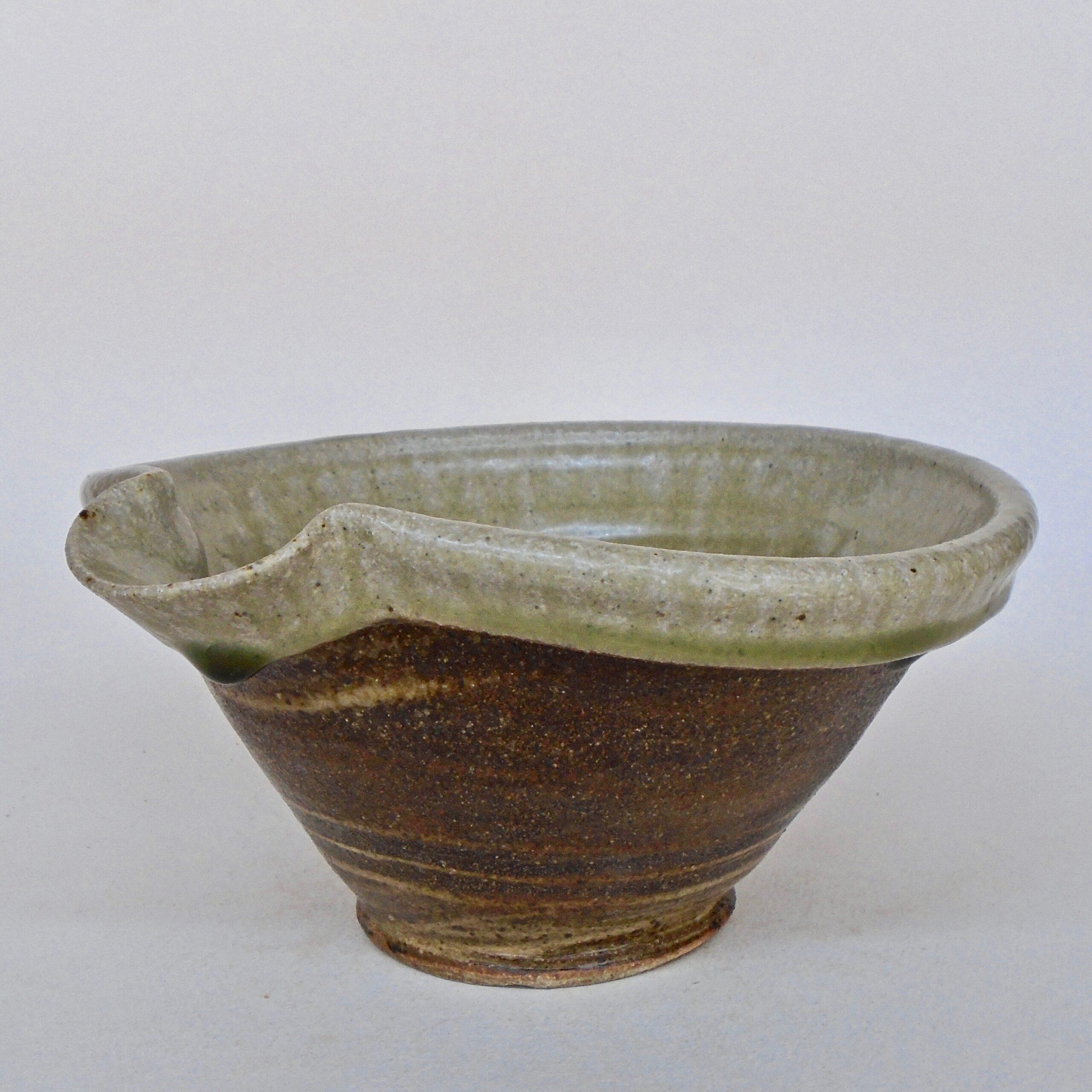 JL281: Small Ashy Mixing Bowl