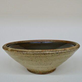 JL430: Celadon W/wash Soup Bowl