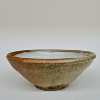 JL434: Shino W/wash Soup Bowl