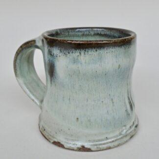 JL438: Large Anne's White Mug
