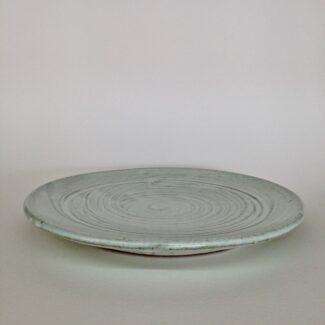 JL488: Anne's White Plate